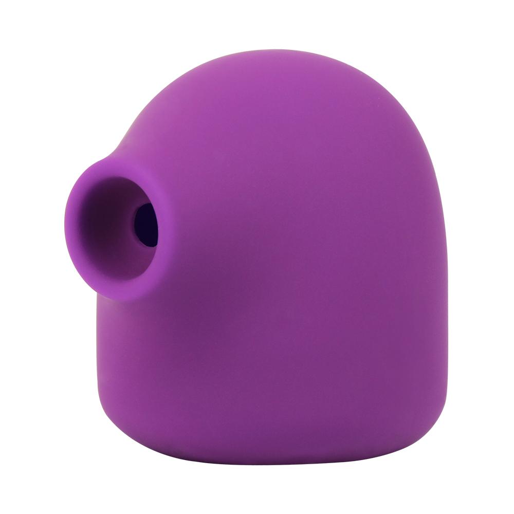 Вибратор микрофон с волновой стимуляцией, фиолетовый, 26.3 х 4.6 см (41653)