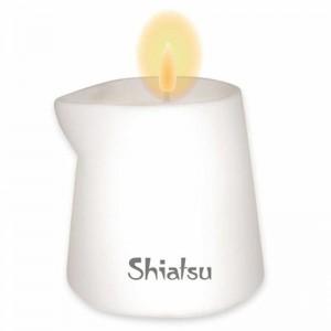 Массажная свеча с ароматом амбры SHIATSU , 130 г (38062), zoom
