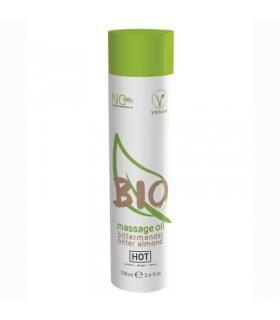 Массажное масло Bio massage oil bitter almond 100 мл - No Taboo