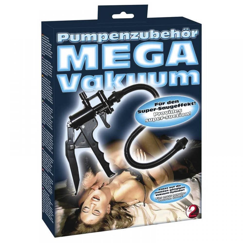 Деталь для вакуумной помпы, мега вакуум (Mega vakuum) (5558), фото 2 — секс шоп Украина, NO TABOO