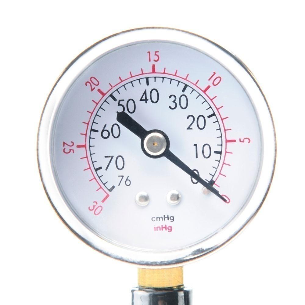 Вакуумна помпа-еректор мега вакуум( Mega vakuum), з насосом і манометром (5368)