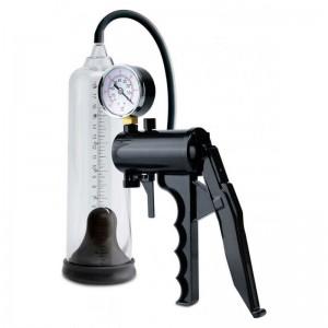 Вакуумна помпа-еректор мега вакуум( Mega vakuum), з насосом і манометром (5368), zoom