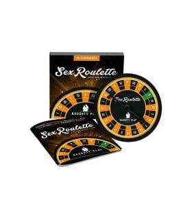 Игра для двоих Sex Roulette Naughty Play - No Taboo