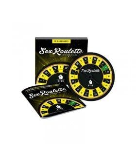 Игра для двоих Sex Roulette Kiss - No Taboo