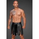 Юбка-гладиатор мужская черного цвета Noir Handmade, размер S