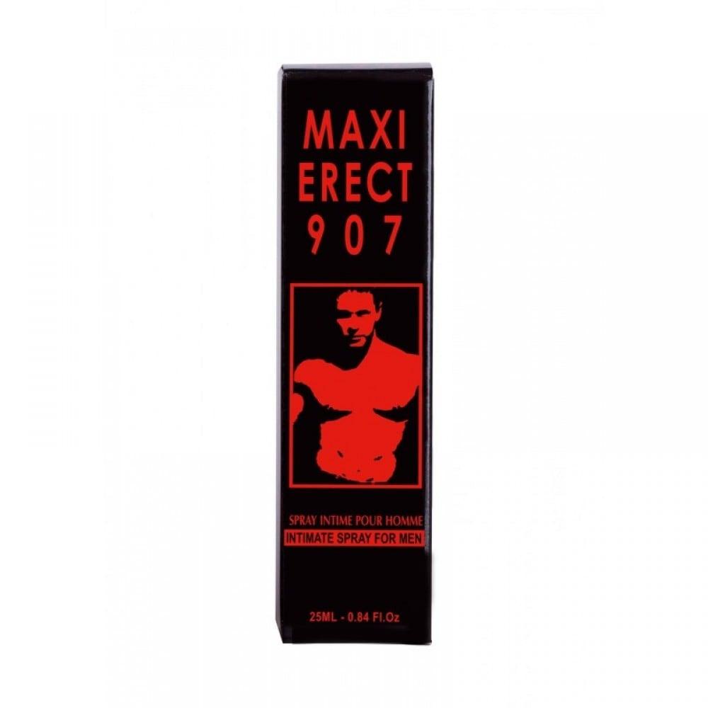 Спрей для возбуждения мужской Maxi Erect 907, 25 мл - No Taboo