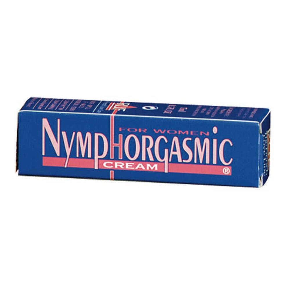 Крем збудливий для клітора Nymphorgasmic, 15 мл (4127)