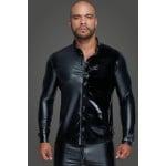 Pубашка виниловая Noir Handmade XL