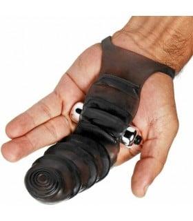 Насадка на пальці з вібрацією Master Series Bang Bang G-spot - No Taboo