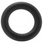 Эрекционное кольцо силиконовое ,черное NEXUS