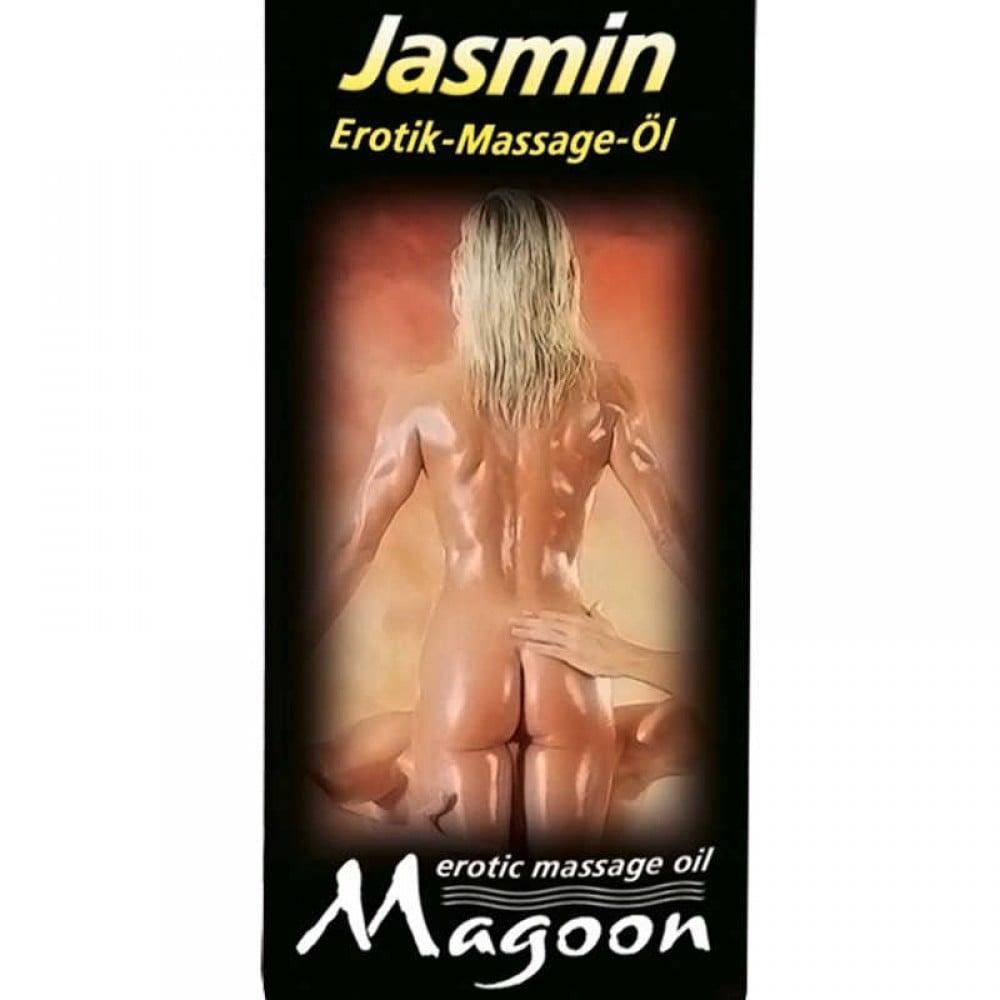 Масло массажное с ароматом Жасмина 100 мл., фото 2
