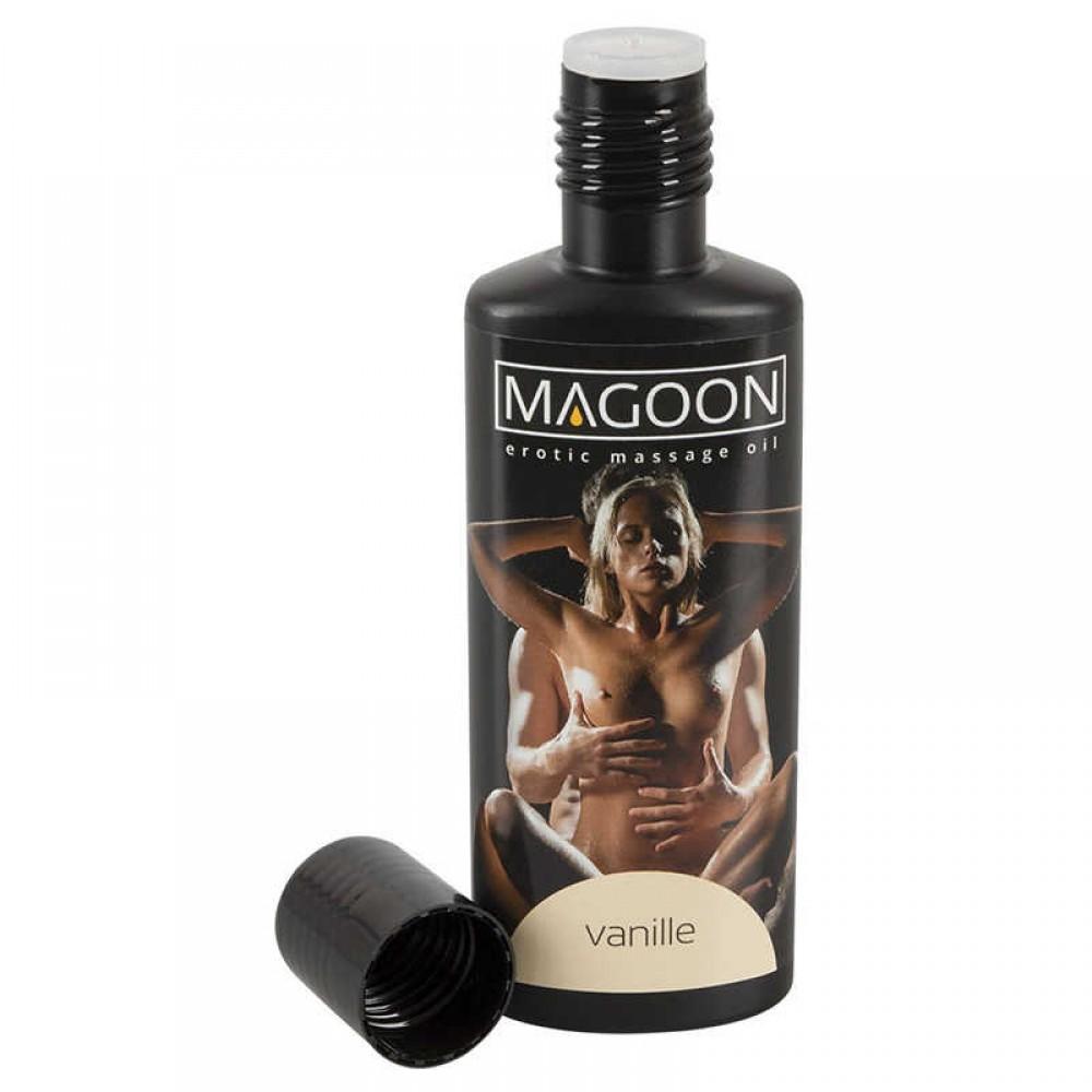 Масажне масло Magoon з ароматом ванілі (6452)