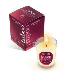 Масажная свеча Taboo caresses ardentes for men - No Taboo
