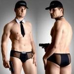 Комплект Policeman XL BLACK