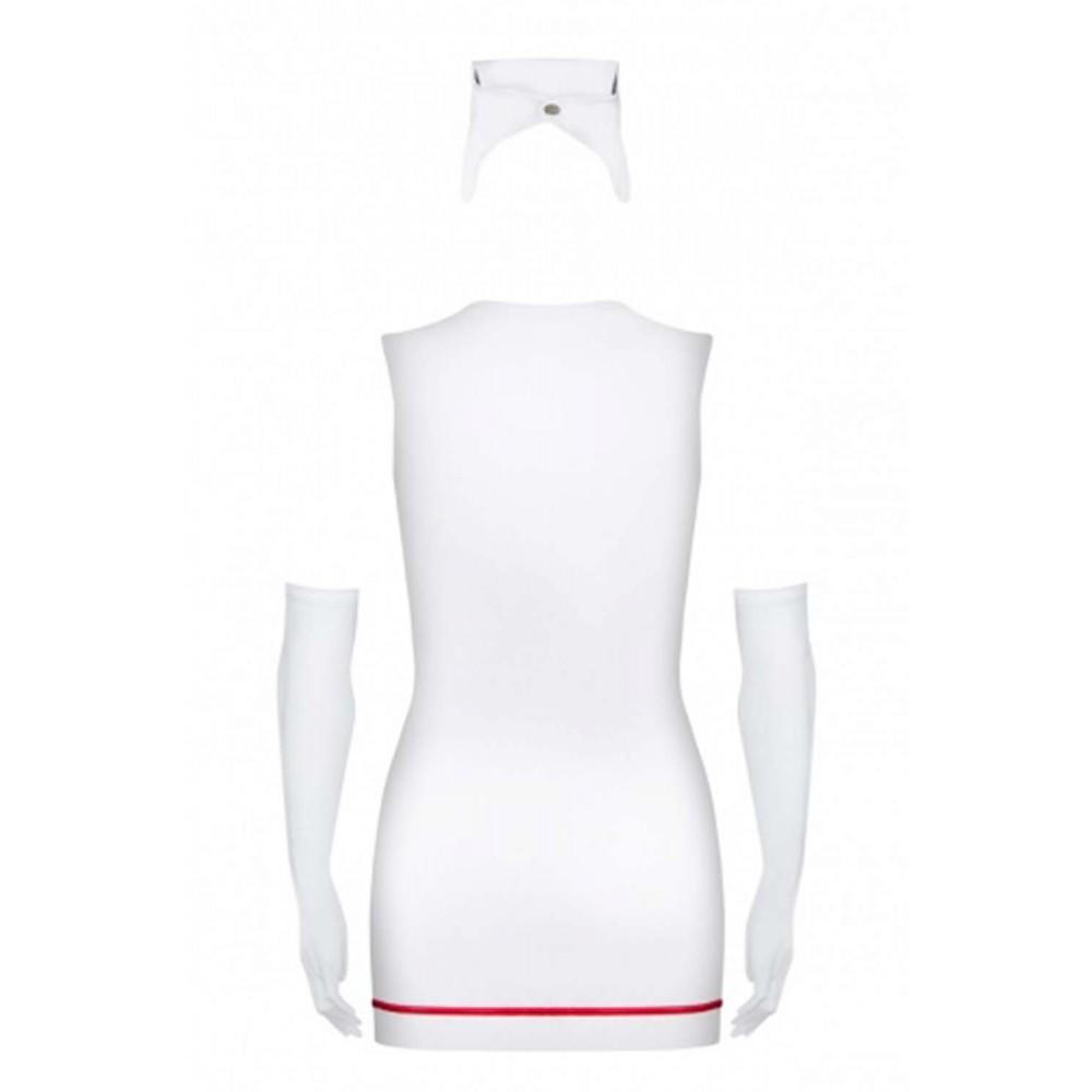 Рольовий костюм медсестри 4 предмети, S / M (9405)