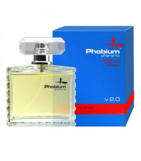 Духи с феромонами мужские Phobium Pheromo V2.0 for men, 100 ml - No Taboo
