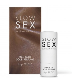 Твердий парфум для всього тіла FULL BODY SOLID PERFUME Slow Sex by Bijoux Indiscrets - No Taboo