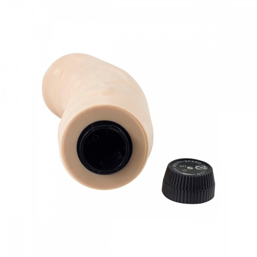 Вибратор огромный, реалистичный 31 см. диаметр -7 (6099), фото 7