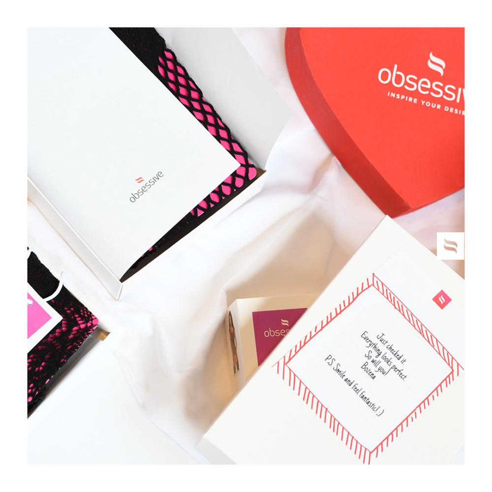 Эротические трусики Dovelia из кружева, розовые, L/XL (2597), фото 7 — секс шоп Украина, NO TABOO