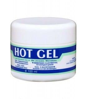 Смазка ХОТ Гель с разогревом 100мл hot gel - No Taboo