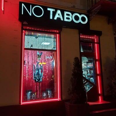 Открытие нового секс-шопа «NO TABOO» в Ивано-Франковске!