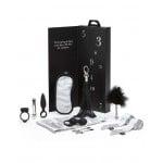 Сексуальный адвент-календарь, набор 50 оттенков серого 10 дней игры Fifty Shades Pleasure Overload