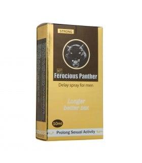 Спрей для продовження статевого акту (пролонгатор) Strong Ferocious Panther DELAY Spray for man 10 ml - No Taboo