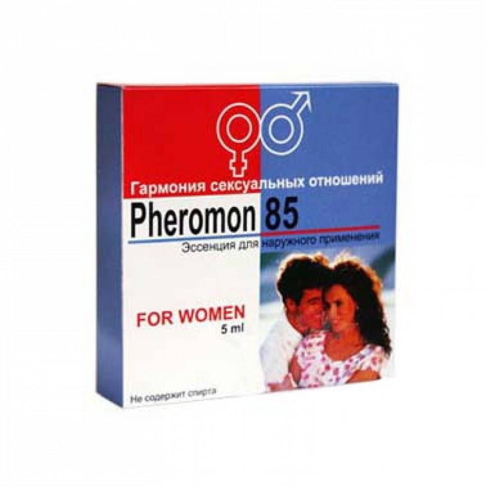 Духи с феромоном PHEROMON 85 для женщин, 5мл (15365), фото 2