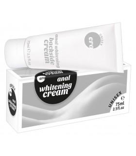 Осветляющий анальный крем Backside anal whitening cream Hot, 75 мл - No Taboo