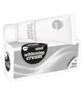 Освітлюючий Анальний крем Backside anal whitening cream Hot, 75 мл - No Taboo