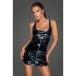 Платье винил Noir Handmade XL