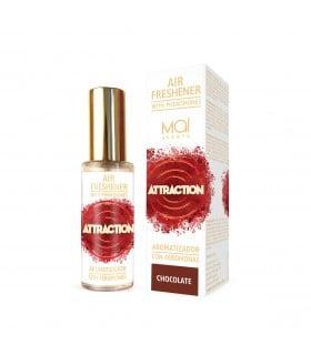 Спрей для воздуха, с феромонами и ароматом шоколада, Attractain 30 мл - No Taboo