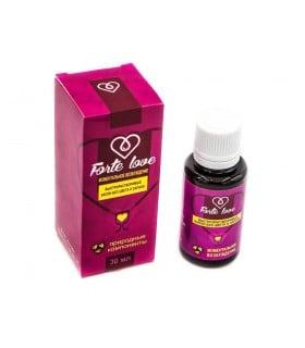 Краплі збуджуючі жіночі Forte Love, 30 мл - No Taboo