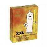 Презервативы большие ХХL упаковка 3 шт