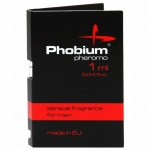 Духи с феромонами мужские PHOBIUM Pheromo for men, 1 ml