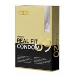 Анатомические презервативы EGZO Real fit №3