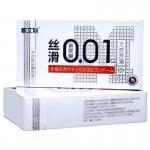 Презервативы латексные ультратонкие 0.01 мм 10 шт, цена за упаковку