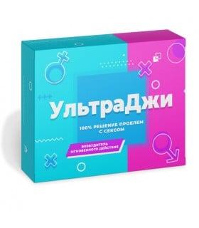 Женский возбудитель, капли Ультра Джи 5 шт - No Taboo