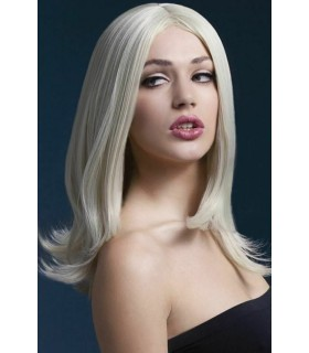 Парик блондинки Sophia, 43 см - No Taboo