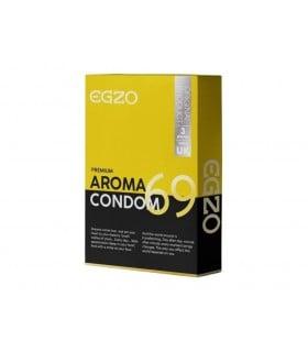 Ароматизовані презервативи EGZO aroma №3 - No Taboo