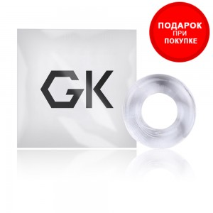 Прозрачное эрекционное кольцо Get Lock (29070), zoom