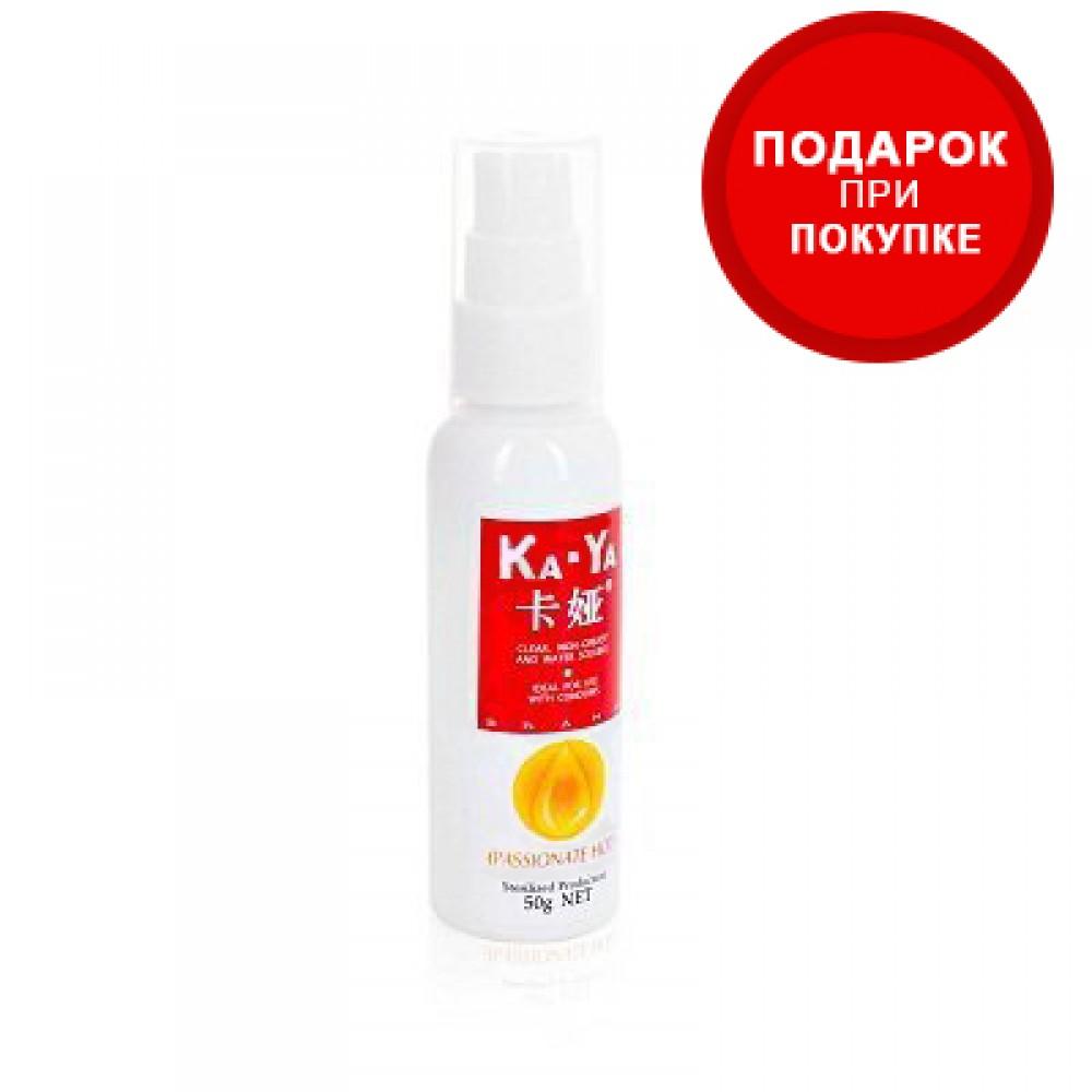 Смазка с согревающим эффектом KaYa, 50 мл (20076), фото 1 — секс шоп Украина, NO TABOO