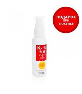 Смазка с согревающим эффектом KaYa, 50 мл - No Taboo
