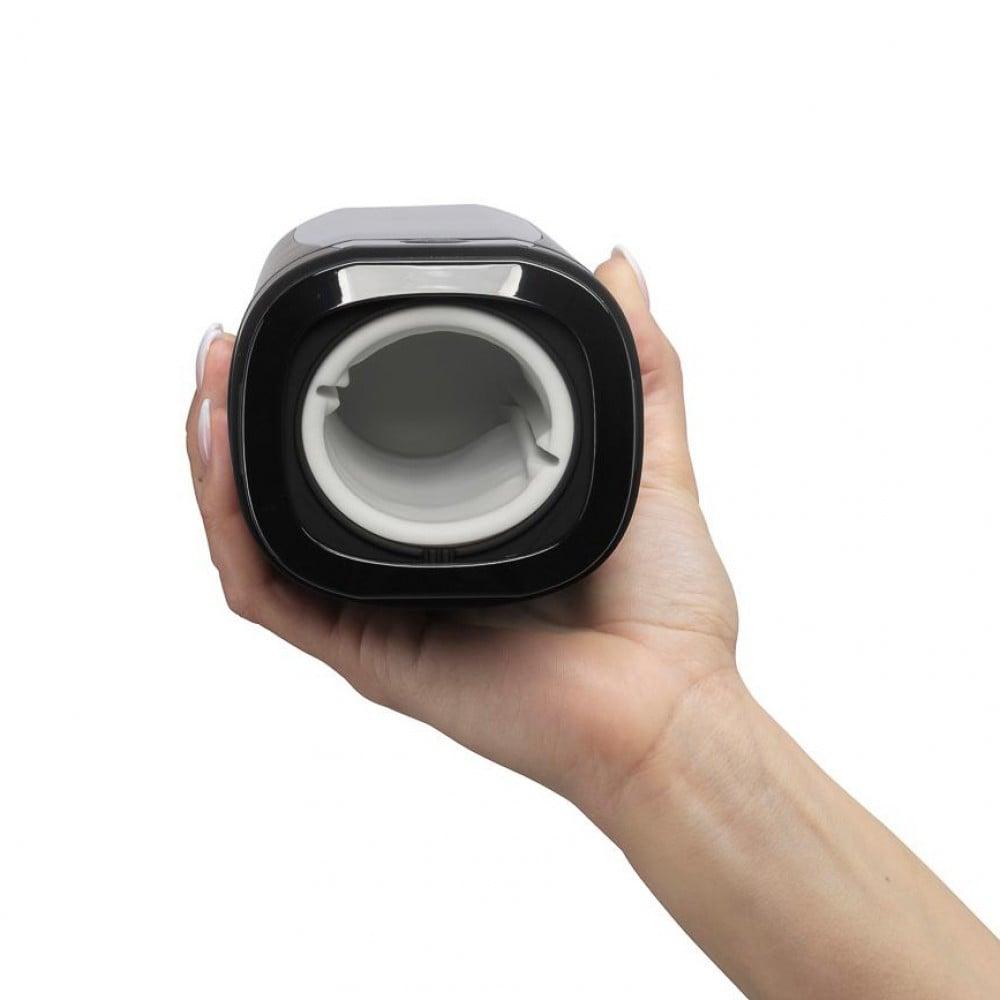 Интерактивный мастурбатор, для вэбкам (webcam) и игры в паре, Kiiroo Onyx+ (39121)
