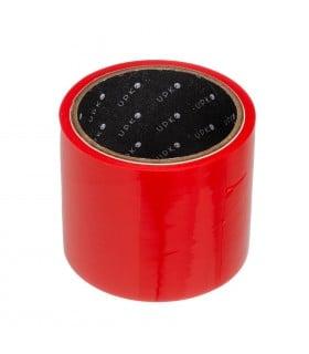 Лента бондажная статическая, красная, из ПВХ, UPKO, 16 метров - No Taboo