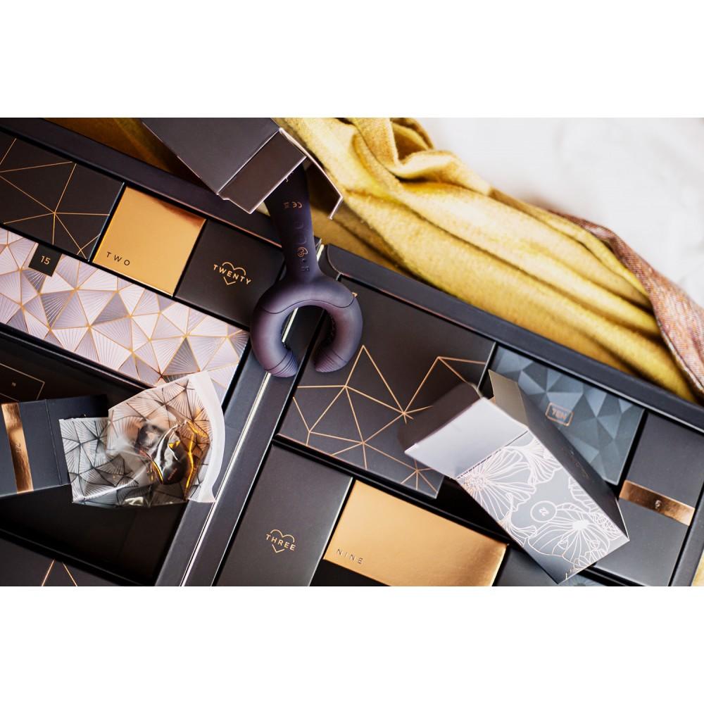 Премиум адвент календарь (набор секс-игрушек) из 24 предметов (38530), фото 19 — секс шоп Украина, NO TABOO