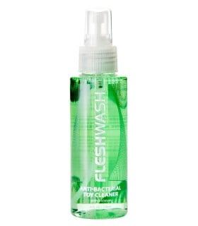 Антибактериальный спрей для секс-игрушек Fleshlight Wash, 100 мл - No Taboo