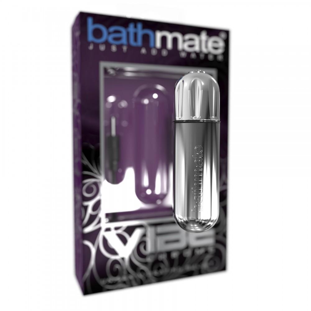 Вібропуля Bathmate Vibe Bullet Chrome (32073)