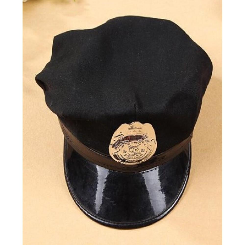 Эротический мужской костюм полицейского, 4 предмета, L/XL (32033), фото 2 — секс шоп Украина, NO TABOO