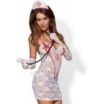 Комплект медсестры 5 предметов, L/XL